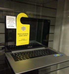 Сенсорный ноутбук Asus