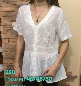 Блузки, туники, рубашки, джемпер