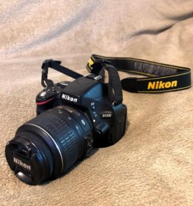 Продаю фотоаппарат Nicon D5100
