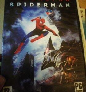 Игра человек паук анталогия