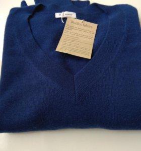 Пуловер 100% кашемир новый
