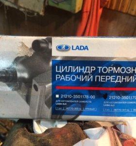 цилиндр тормозной рабочий передний 21210-350117900