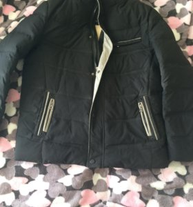 Куртка зимняя, очень тёплая 52р