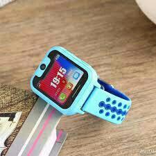 Детские умные часы Smart Baby Watch ( S6 )