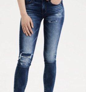 Американские джинсы