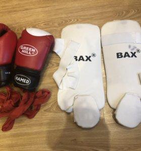 Экипировка бокс