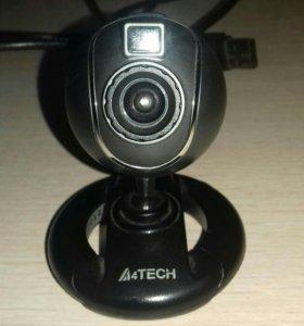 Веб камера а4 Tech pk750MJ