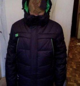 Зимняя куртка s/46