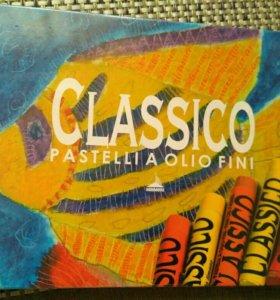 Набор масляной пастели Classici, 36 цветов. Maimer