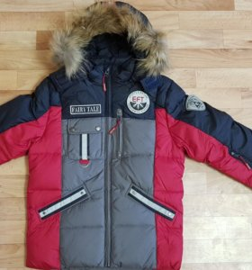 Зимние куртки на мальчиков E.F.T. (ГЕРМАНИЯ)