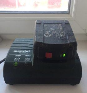 Аккумулятор с зарядным устройством
