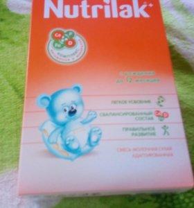 Смесь Нутрилак с рождения до 12 месяцев