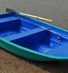Новая моторная лодка Старт тримаран