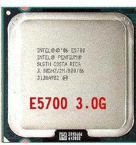 Продам Intel Pentium Dual-Core E5700
