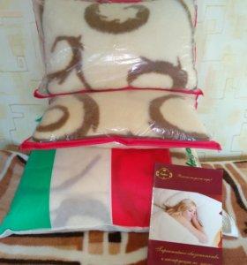 Комплект Одеяло+2 подушки