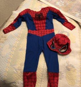 Карнавальный костюм «Человек-Паук»