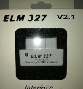 Автосканер ELM 327 V 2.1