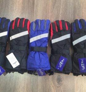 Новые краги-перчатки