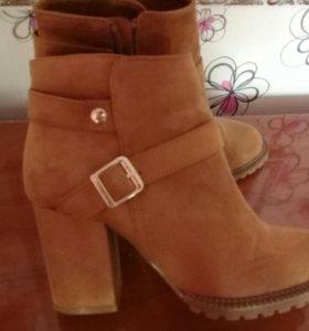 Обувь от Bershka супер качество