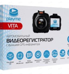 Видеорегистратор Playme VITA