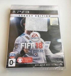 FIFA 18 новая