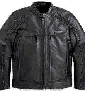 Мотокуртка, Кожаная куртка Harley-Davidson