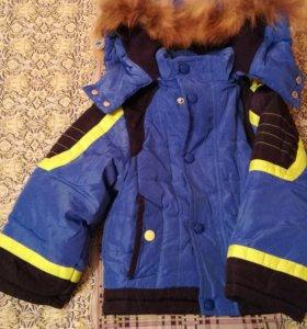 Зимняя куртка 74