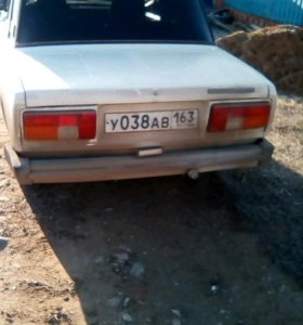 ВАЗ (Lada) 2105, 1989