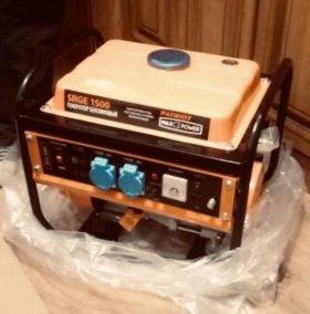 Бензиновый электрогенератор 👍🏻👍🏻👍🏻👍🏻