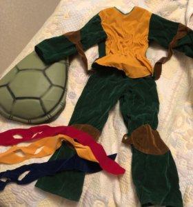 Карнавальный костюм «Черепашка-Ниндзя»