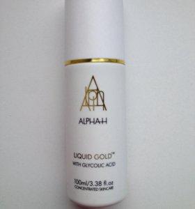 Alpha-H liquid gold Жидкое золото 100 мл