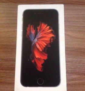 Коробка на айфон 6S