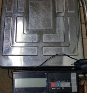 Весы промышленные платформенные б/у
