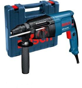 Перфоратор Bosch GBH 2-26 DRE (new)