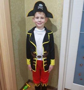 Новогодний костюм на мальчика