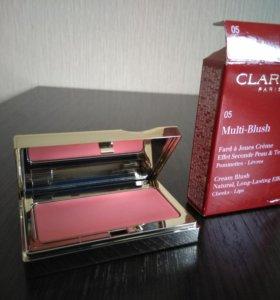 Румяна кремовые Clarins Multi-Blush
