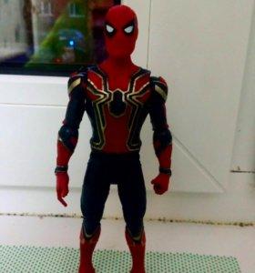 Человек паук по войне бесконечности