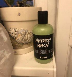 "Гель для душа Lush ""Avocado wash"""