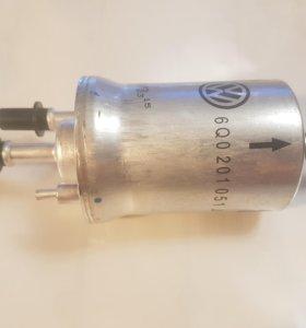 Фильтр топливный (с регулятором давления)