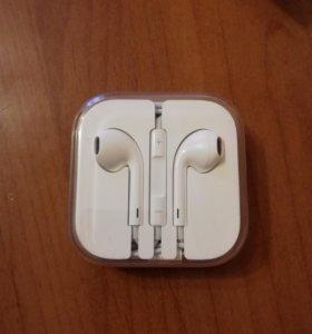 Наушники от iPhone s6
