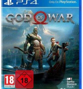Игра God of war 4