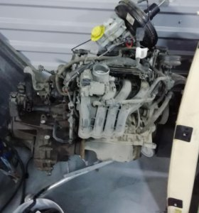 Двигатель 1.6L