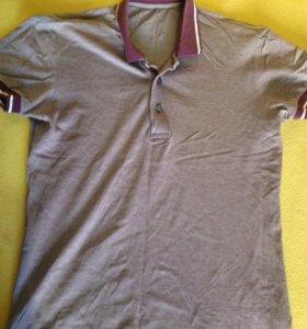 Мужская рубашка 42-44 размер!!