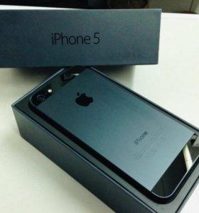 Новый iPhone 5(16GB)
