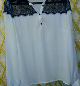 Блузки размер 48-50