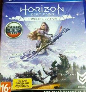 Абсолютно новая игра horizon zero dawn co