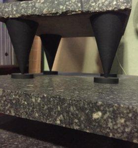 Гранитные плиты для акустических систем.