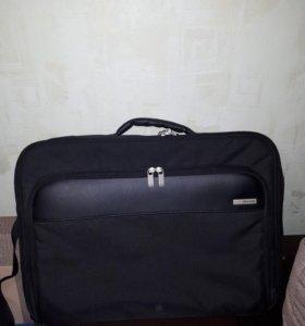 """Сумка Top Loader Carry Case F8N205ea 17"""" от Belkin"""