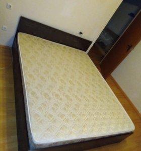 Кровать 140×200 новая с производства