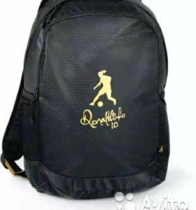 Рюкзак + сумка рональдинье